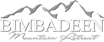 Bimbadeen Mountain retreat logo image